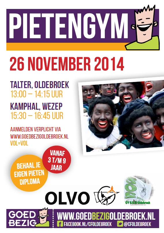 Pietenfeest OLVO 2014