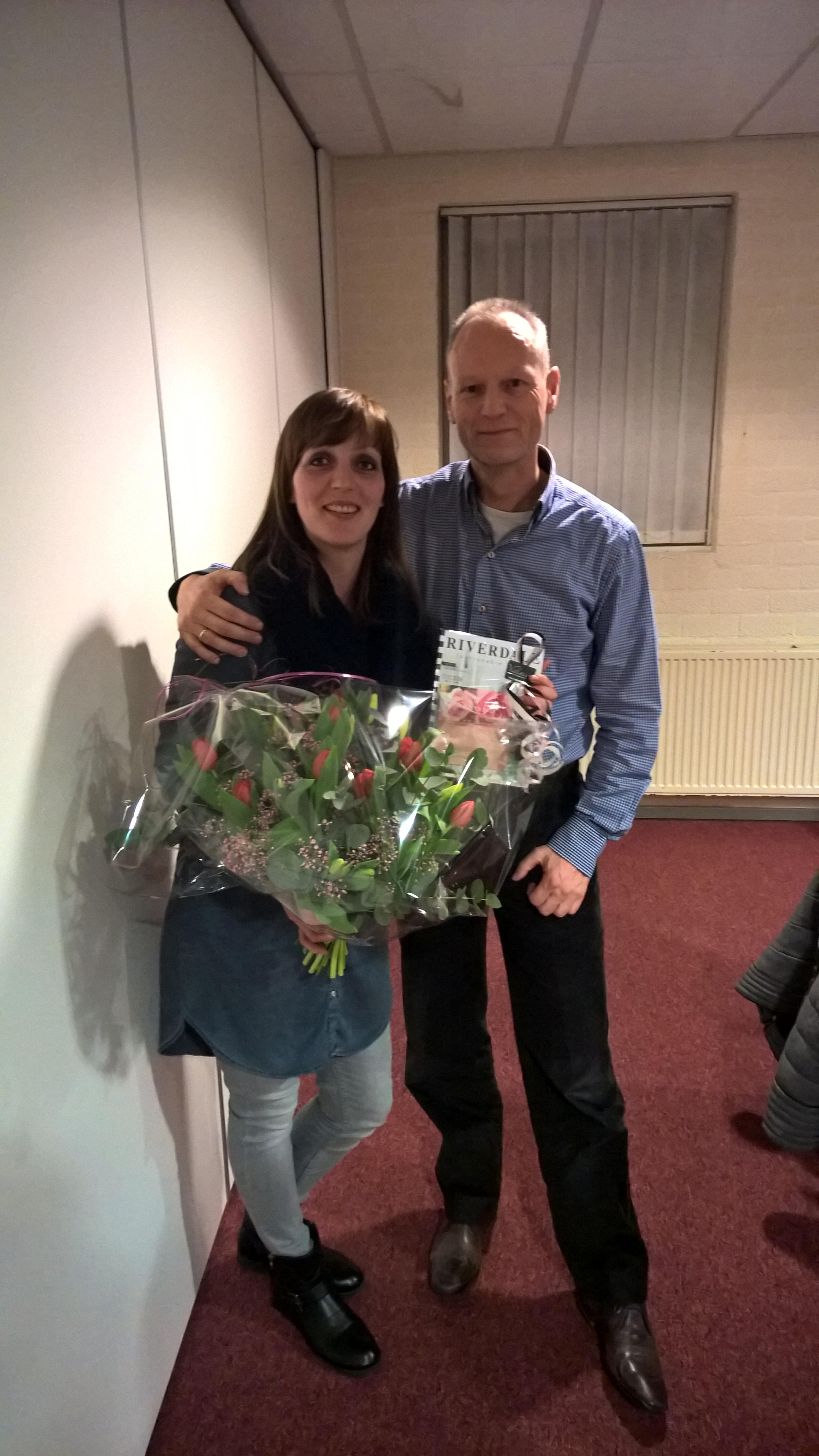 OLVO-Wezep aftreden ledenadministrateur Luzette Kroeze